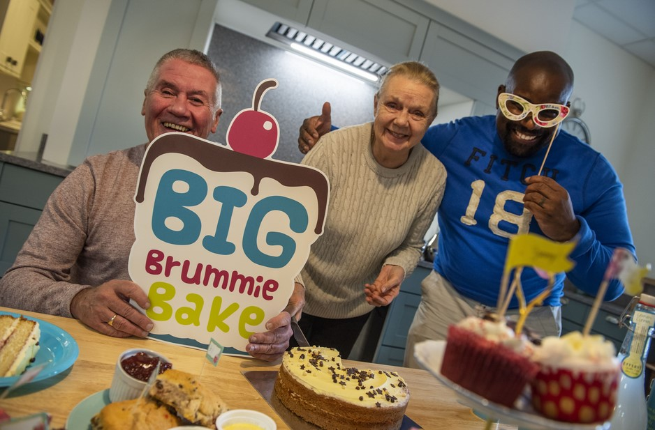 Brummies asked to 'bake' a difference for hospice care