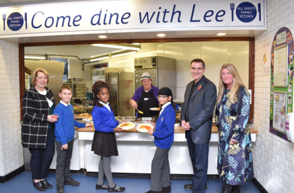 School Food Set To Be Even Better In Sandwell Schools