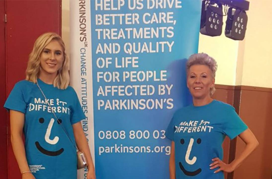 Black Country fashion show raises money for Parkinson's UK