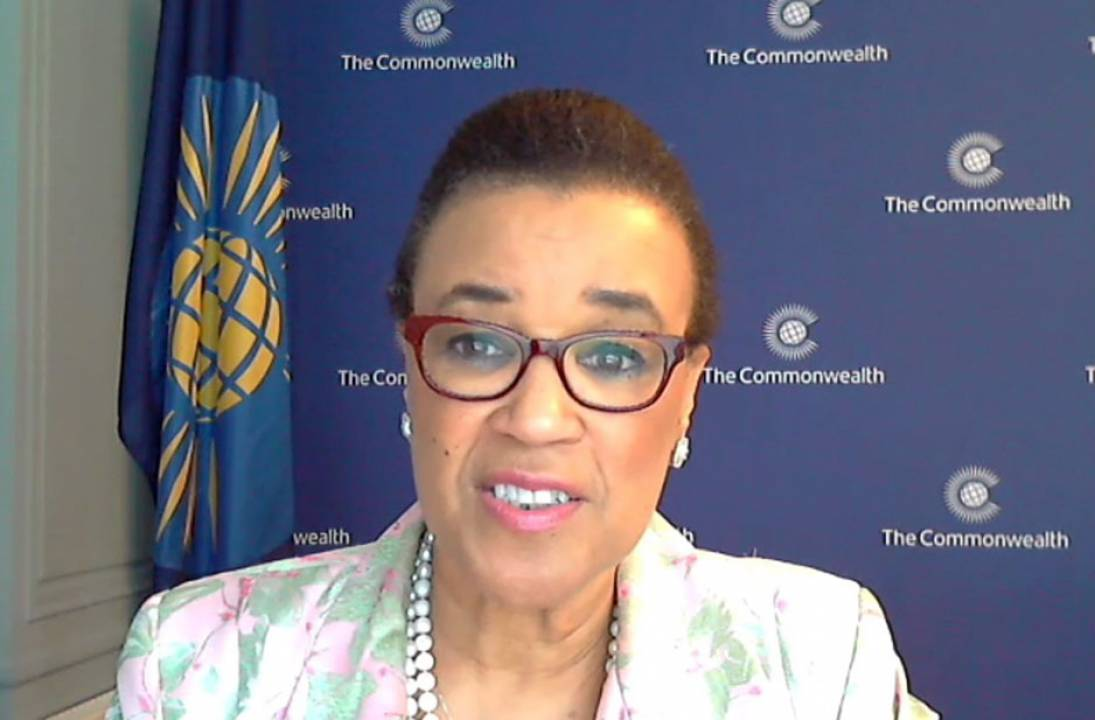Commonwealth Secretary-General says world must continue to fight invisible infection of corruption