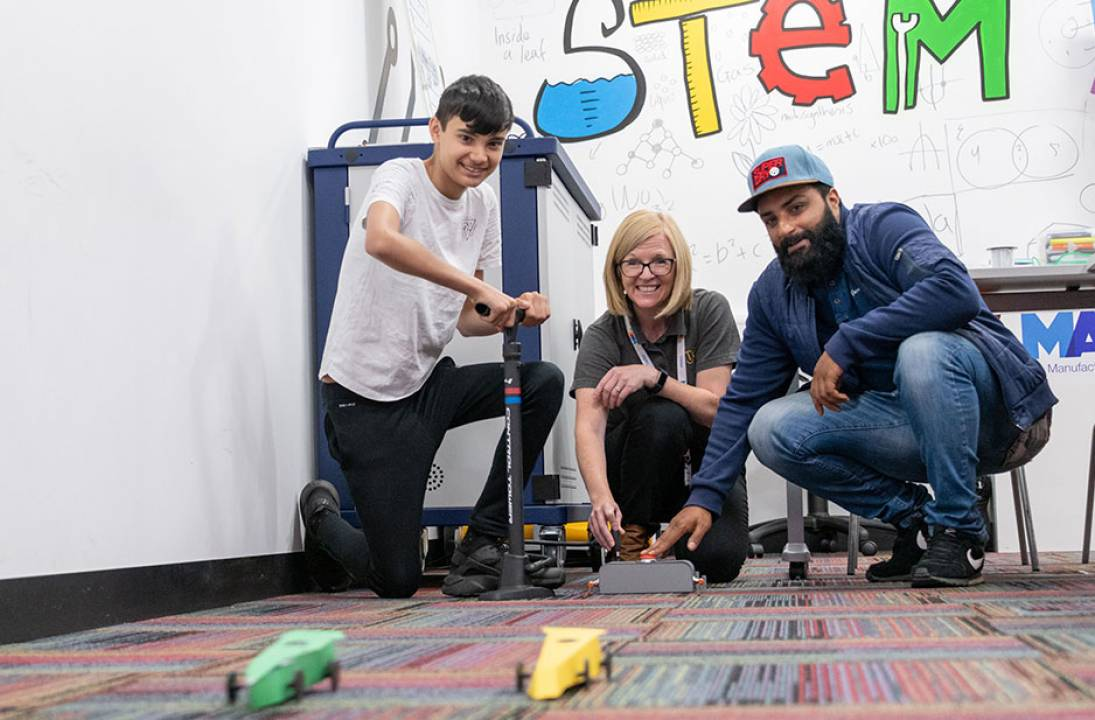 Future Makers Clubs bring engineering to life for next generation