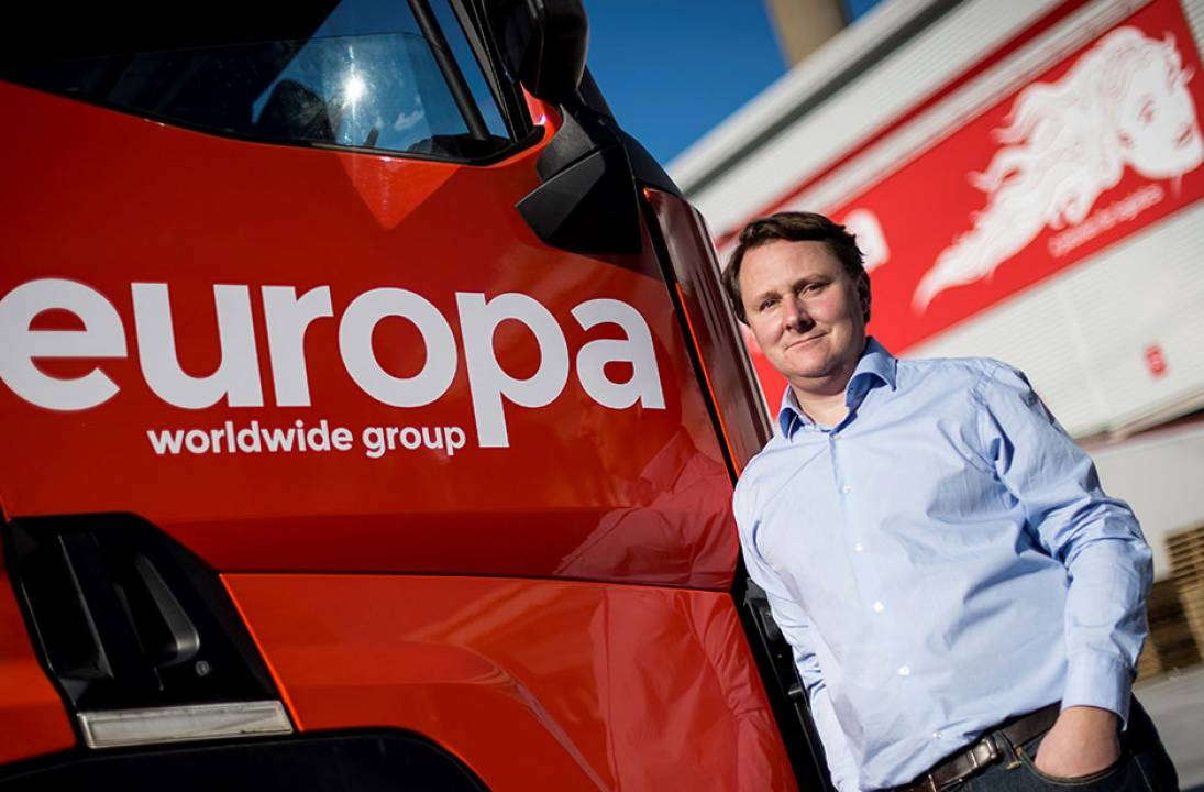 Europa Turnover Passes £200m