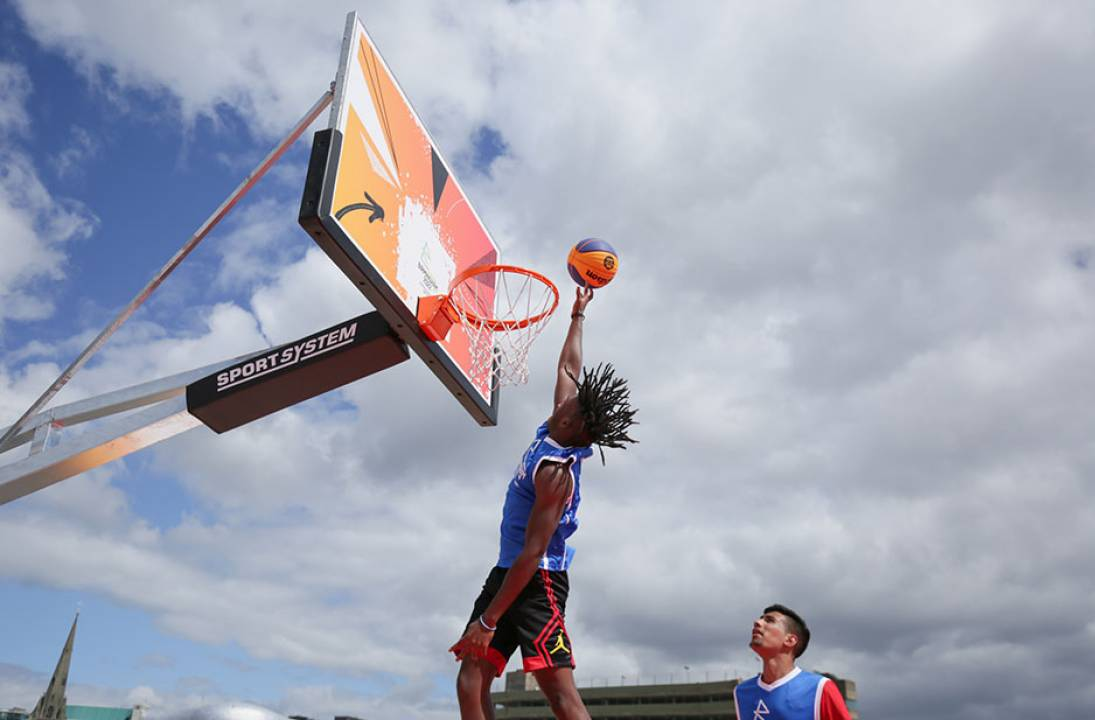 Birmingham 2022 unveils venue for 3x3 basketball and beach volleyball