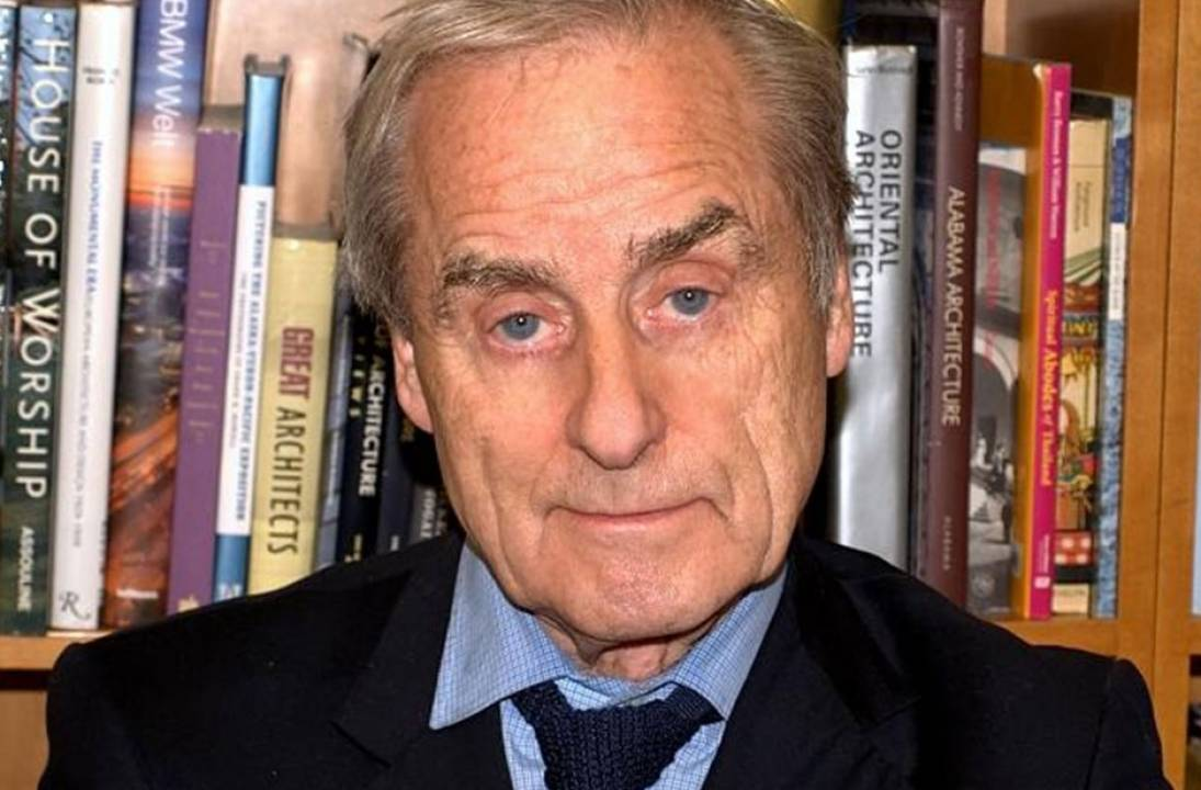 The press world lose crusading editor Sir Harold Evans