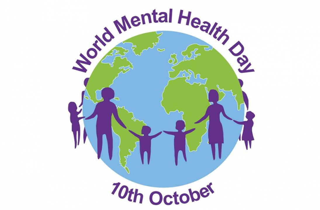Today is World Mental Health Day