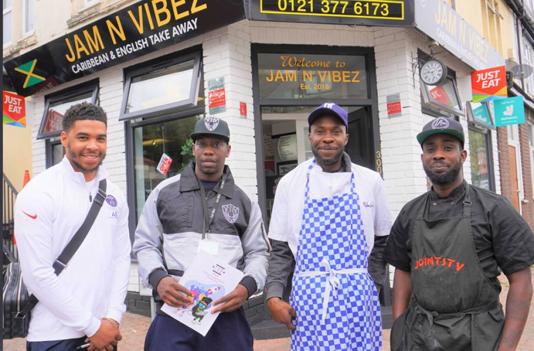 Jam N Vibez Delivering Hope To The Community