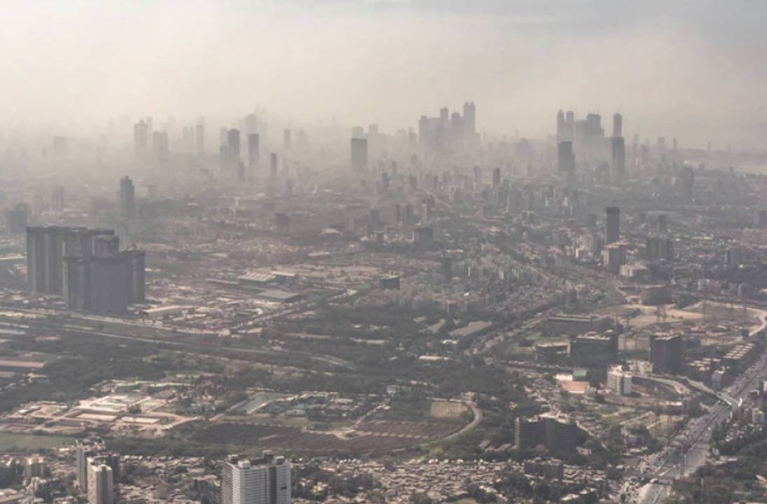India need to cut air pollution to avoid Covid disaster