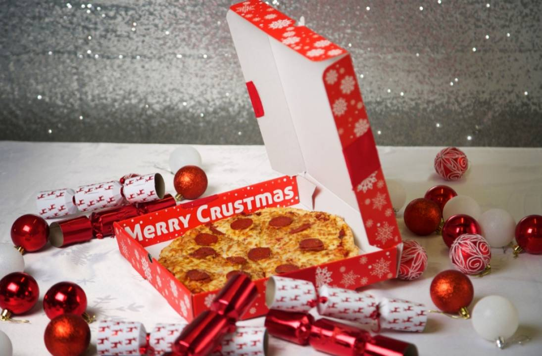 Half of Brits plan to order takeaway on Christmas Day