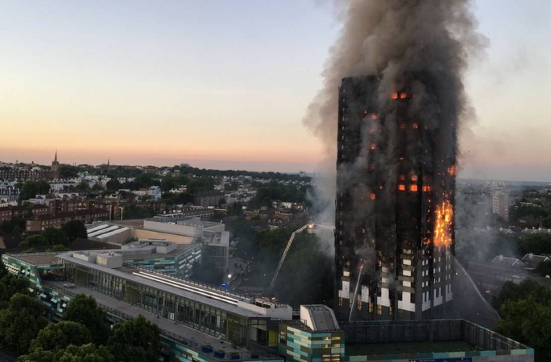 Cladding flat owners told not to talk to press