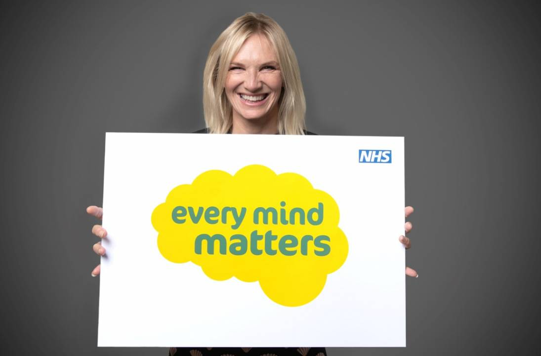 New Every Mind Matters campaign launches to support nation's mental health