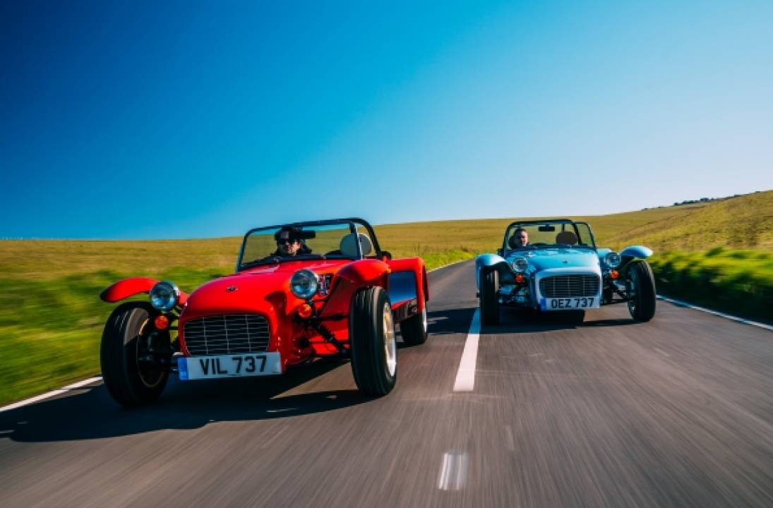 New ownership for Caterham Cars