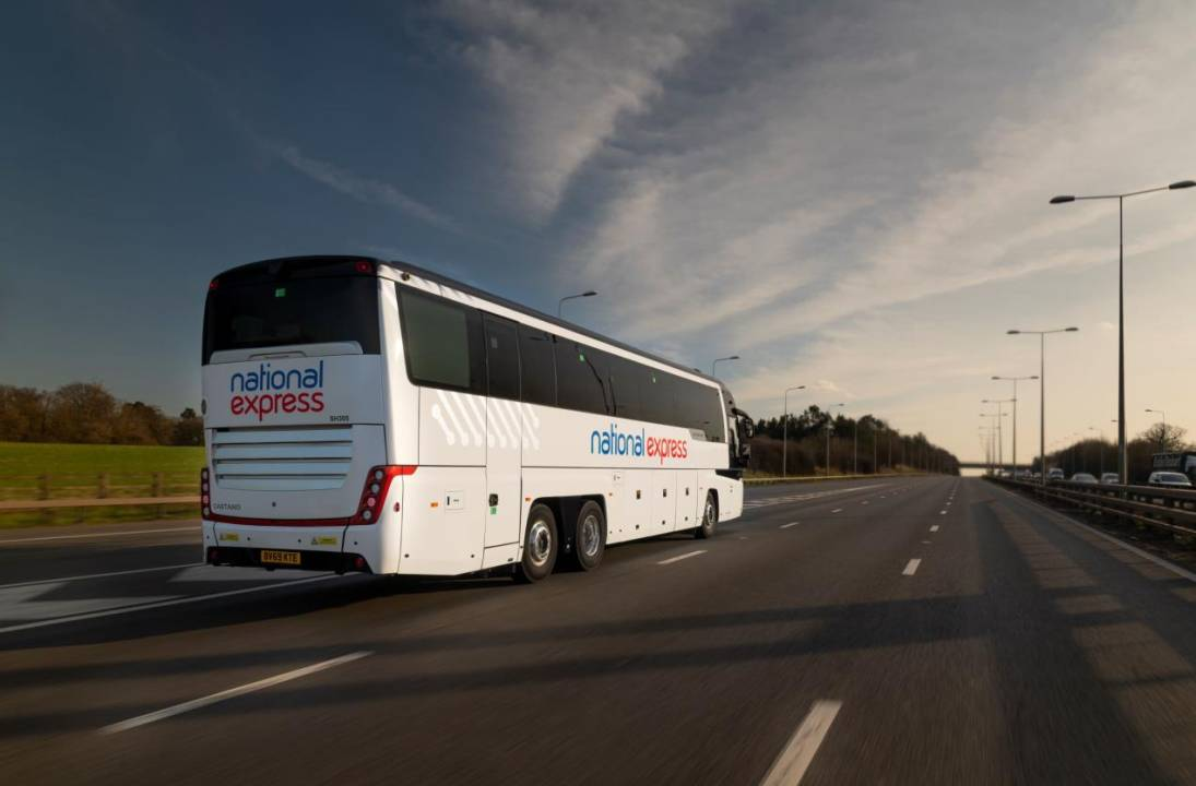 Uplift in demand shows increased confidence in coach travel