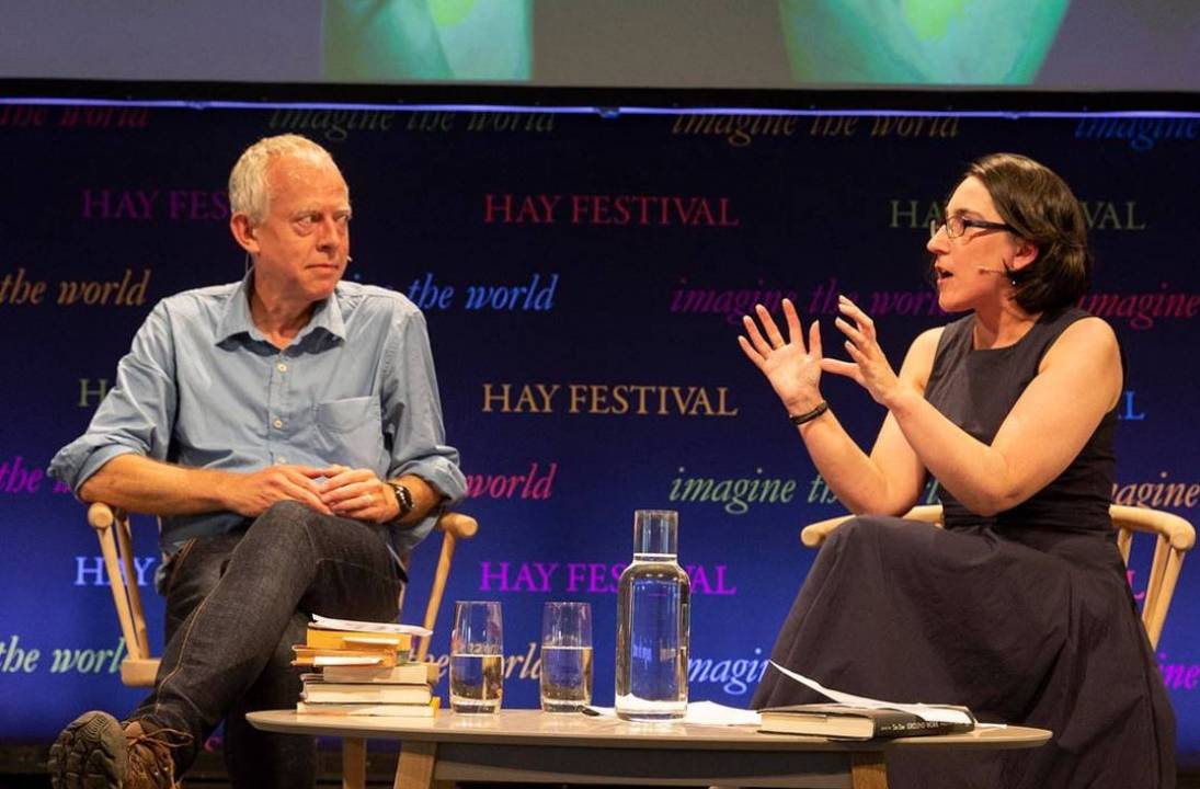 University of Birmingham at Hay Festival 2021