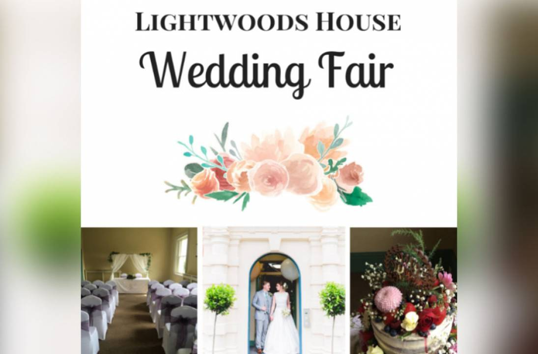 Autumn Wedding Fair Comes To Lightwoods House