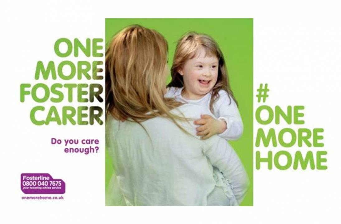 Free government-backed service launches foster recruitment campaign